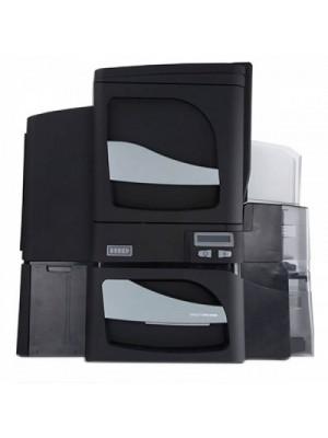 Impresora de credenciales Fargo DTC4500e - a doble cara - con laminacion a una cara