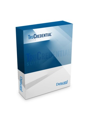 Software Datacard TruCredential Express v7.2 - 722080