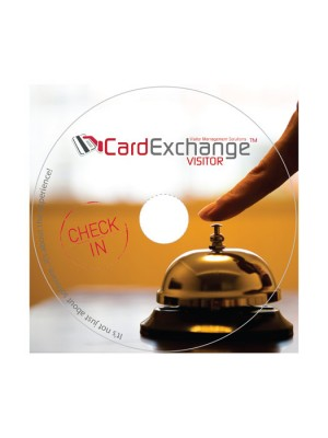 Software CardExchange visitor estandar - VM2030
