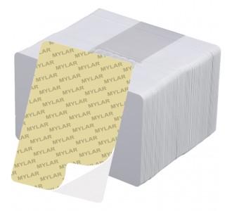 Tarjetas de PVC adhesivas