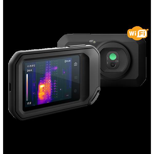 Camara térmica compacta con Wifi - FLIR C5 WIFI