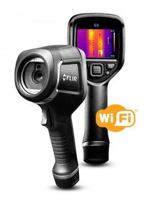 Camara de infrarrojos con MSX y Wifi - FLIR E8-XT