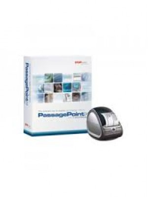 Sistema de gestión de visitantes PassagePoint Express Edition