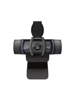 Camara web Logitech C920S Full HD 1080p con obturador de privacidad
