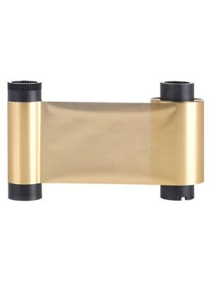 Cinta Magicard  M9005-753-5 dorado monocromático - 1,000 Impresiones