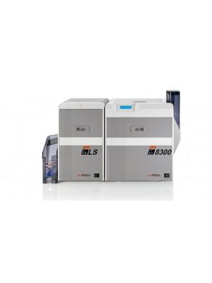 Impresora EDIsecure XID 8300 de Doble Cara con Laminación