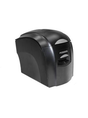 Impresora de tarjetas Polaroid P2500S de una cara