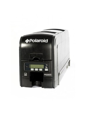 Impresora de tarjetas Polaroid P5500S de doble cara