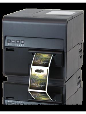 Impresora de etiquetas swiftcolor SCL4000D/P