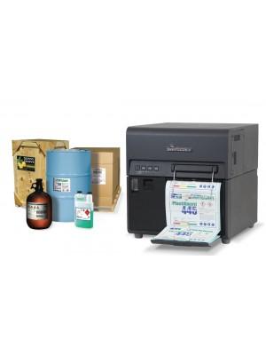 Impresora de etiquetas swiftcolor SCL8000P
