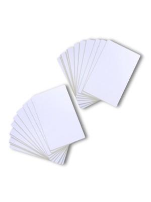 Tarjetas para imprimir Swiftcolor P3-109-001 de 3.5´´x5.5´´ (no perforadas)