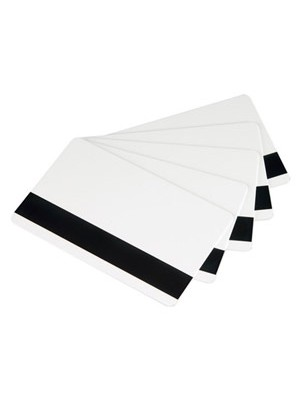 Tarjetas plásticas con banda magnética CR8030COMPHI