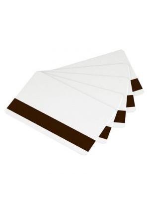 Tarjetas plásticas con banda magnética BIOPVC-CR8030LO