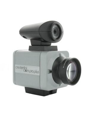 Credencial Cam Pro Camera Plus identificación con foto