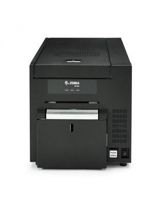 Impresora Zebra de Tarjetas de Formato Largo ZC10L