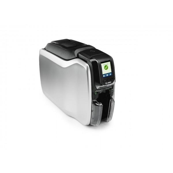 Impresora de tarjetas Zebra ZC300 - a una cara